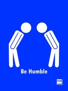 Be Humble Principle