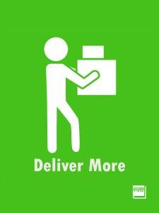 Deliver More Principle