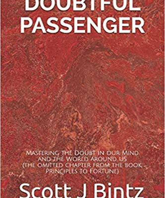 Doubtful Passenger Mini Book by Scott J Bintz