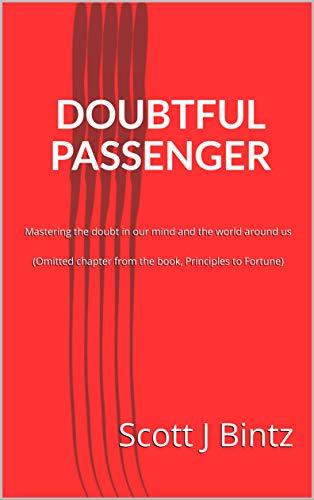 Doubtful Passenger E-Book by Scott Bintz