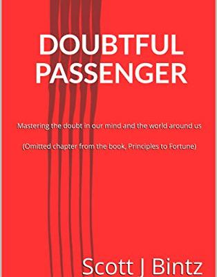 Doubtful Passenger E-Book by Scott Bintz